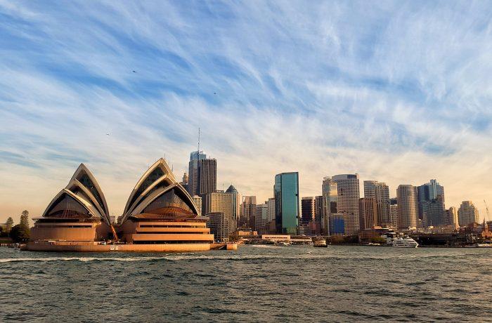 Intercâmbio Destinos Austrália Sydney