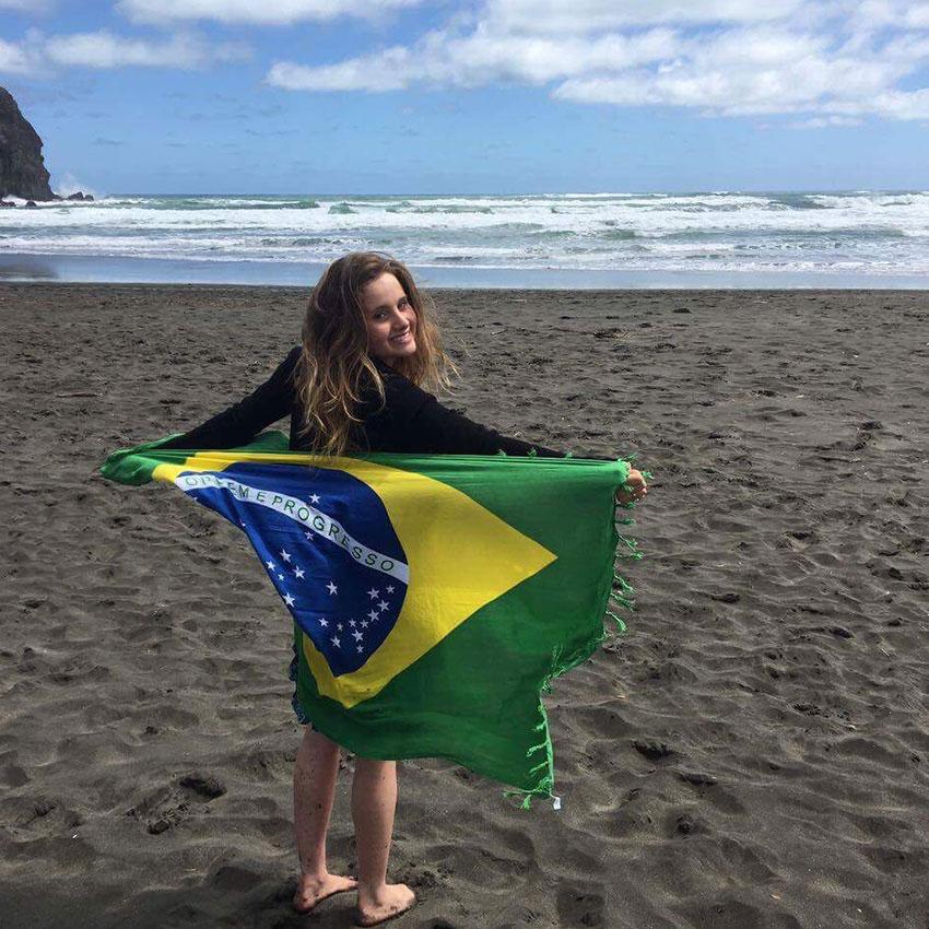 Central do Estudante - Mariana Miarelli - Nova Zelandia
