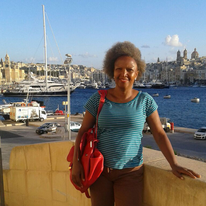 Central do Estudante - Renilda de Oliveira - Malta