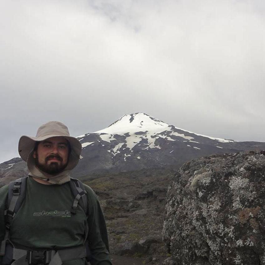 Central do Estudante - Victor Ramos - Chile